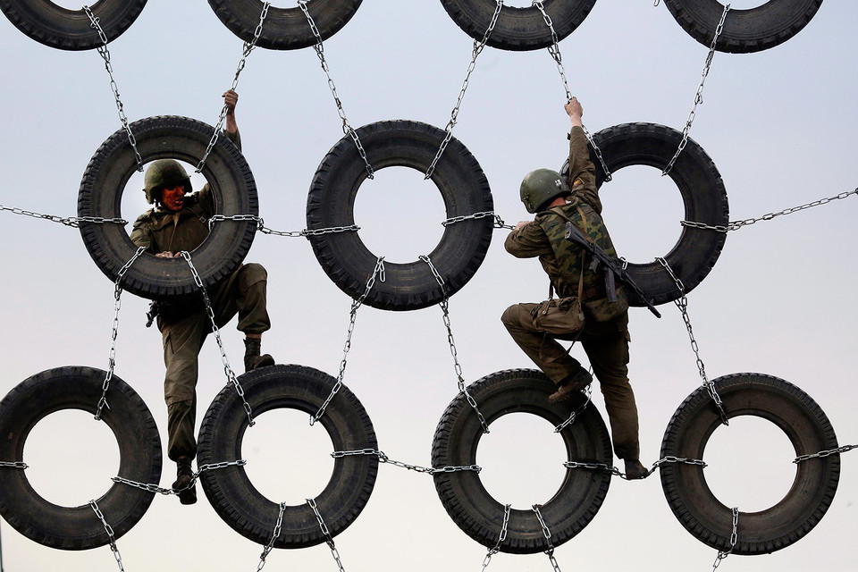 Путин объявил о создании Национальной гвардии России