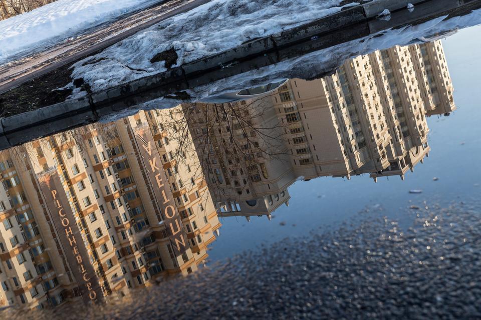 В текущем году столичные застройщики продолжали активно строить и сдавать жилье