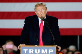 Дональд Трамп рискует не стать кандидатом в президенты