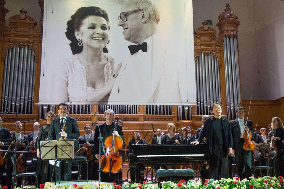 Тройной концерт Бетховена когда-то играл сам Мстислав   Ростропович