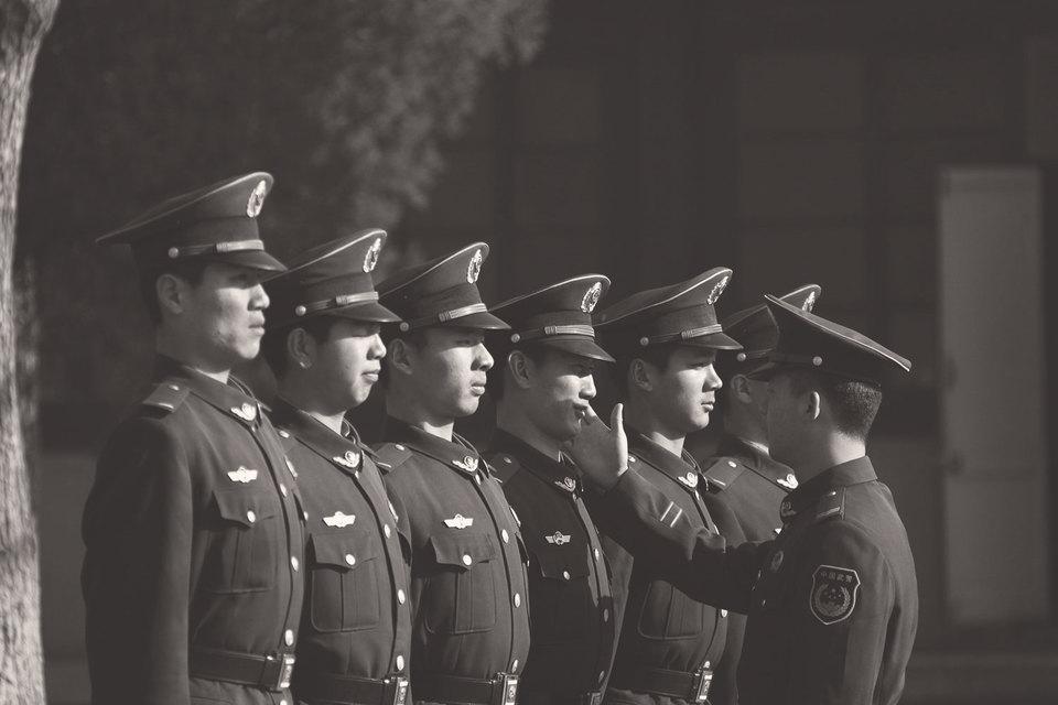 В Китае законопроект о реформе Народной вооруженной полиции сподчинением ее напрямую Центральному военному совету появился всего несколько недель назад