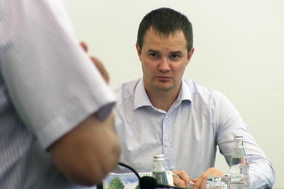 Председателем петербургского комитета по строительству назначен Сергей Морозов