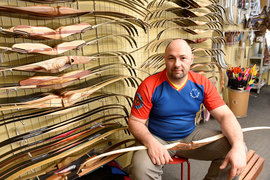 В России насчитывается 20000 лучников. Дмитрий Савенков убежден: их может стать вдвое больше