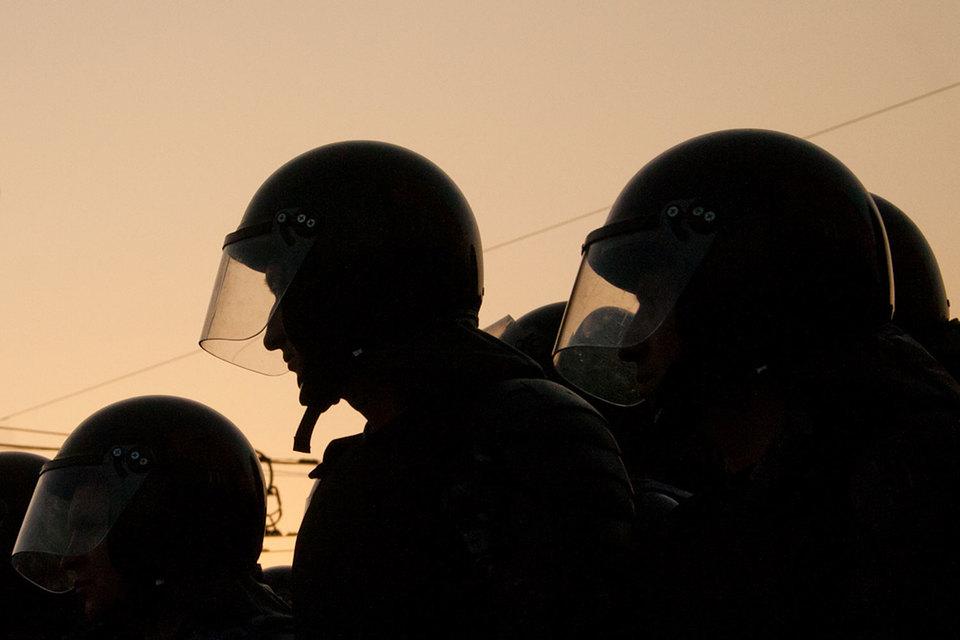 Национальная гвардия будет охранять, а не искать