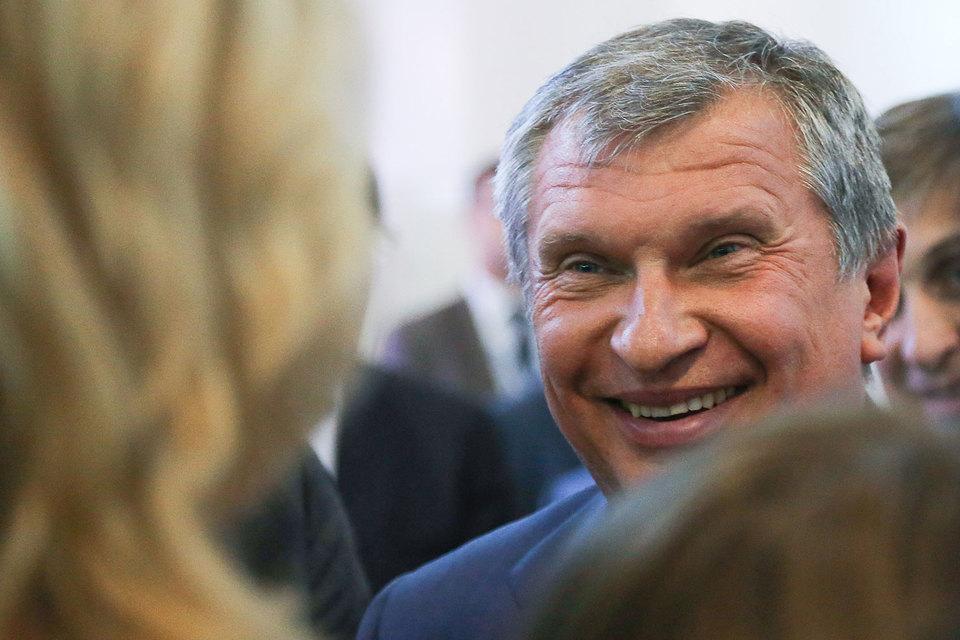 Игорь Сечин выдвинут в совет директоров «Русгидро»