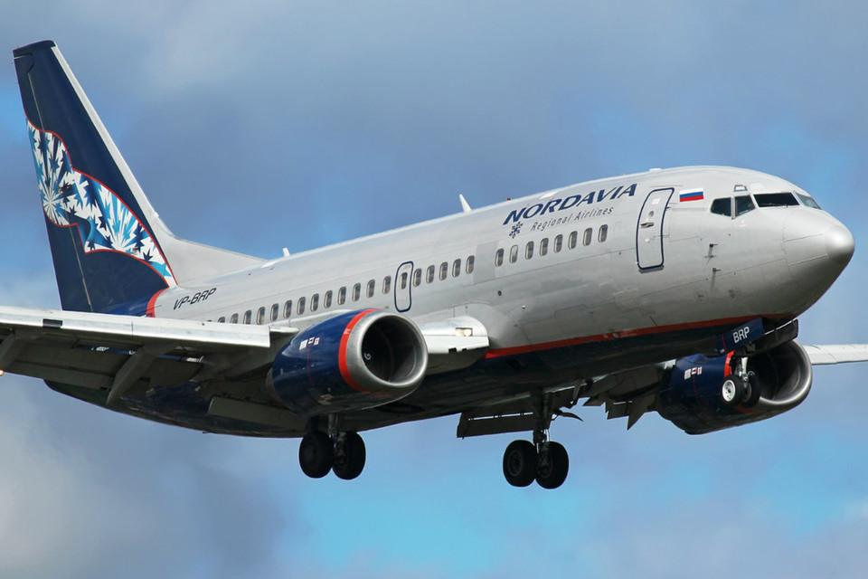 «Нордавиа» предстоит пересесть на российские самолеты