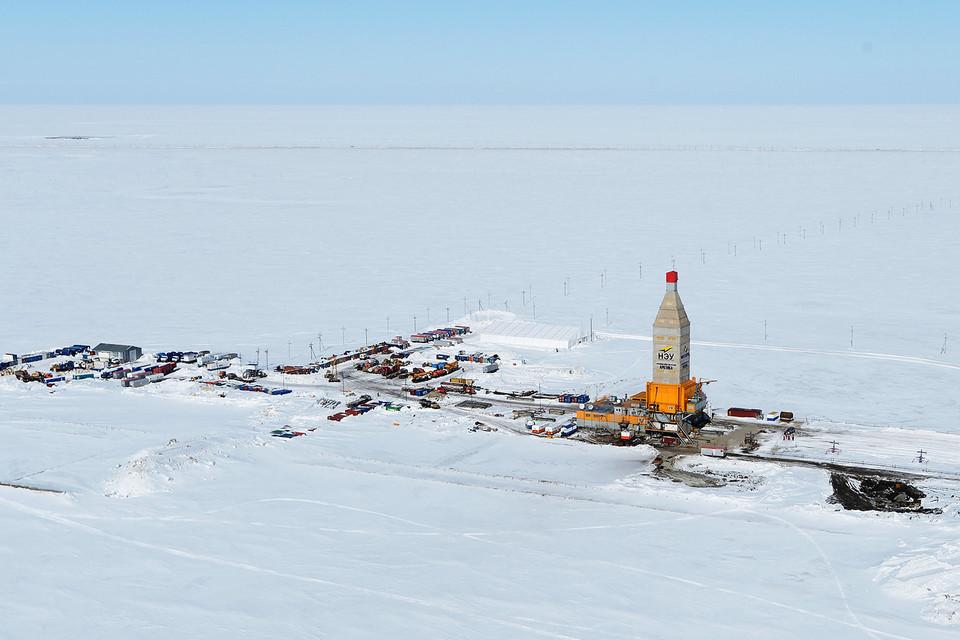 «Ямал СПГ» на строительство завода по сжижению газа занял 3,6 млрд евро у российских госбанков