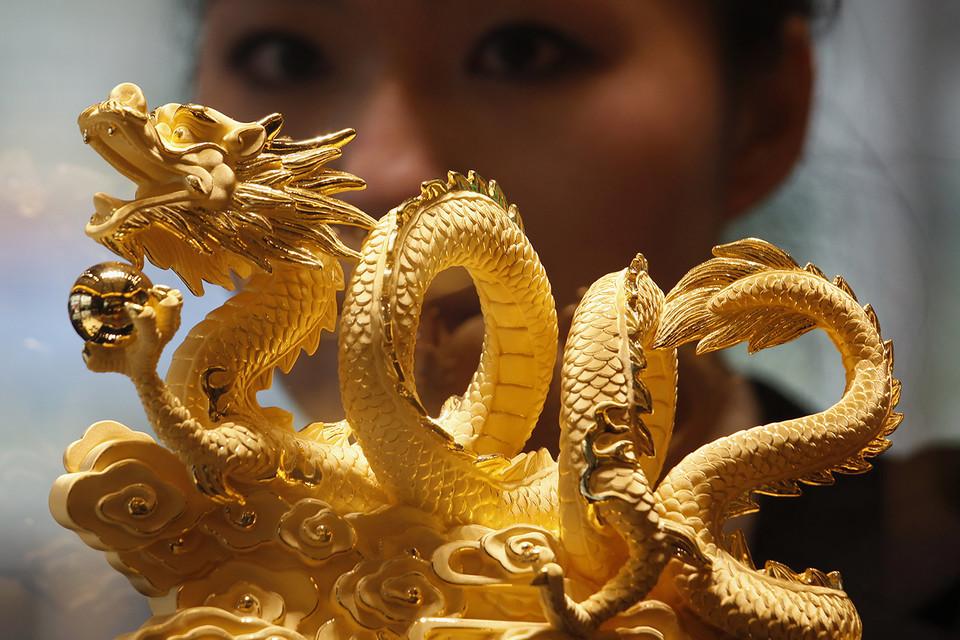 Китайцы ищут золото