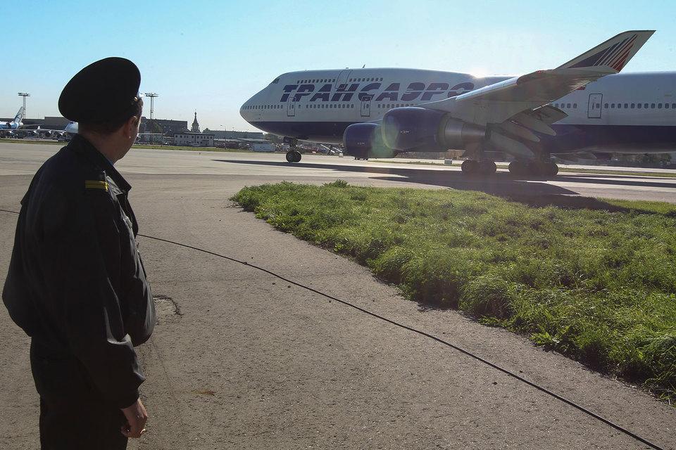 Суд отказал «Трансаэро» в возвращении сертификата эксплуатанта
