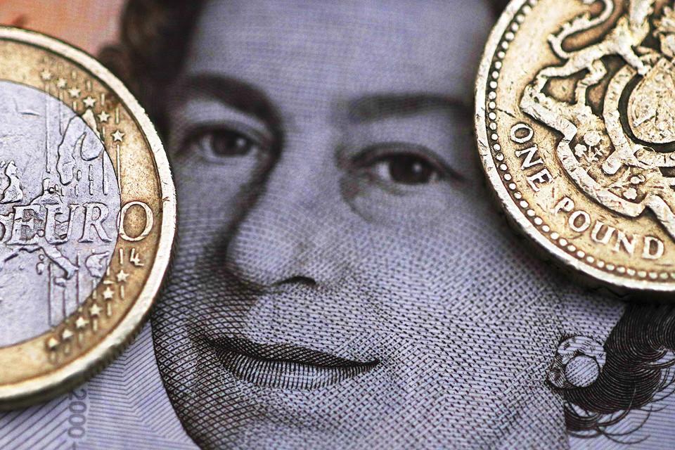 Лондон — европейский центр торговли деривативами и валютой