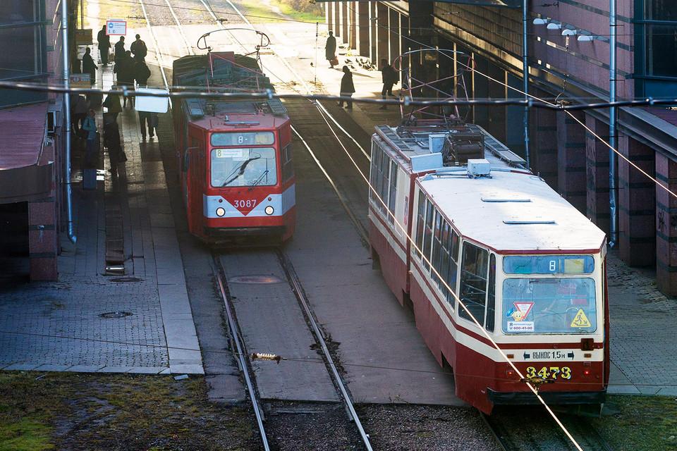 Концессионер должен реконструировать не меньше 14 км трамвайных путей
