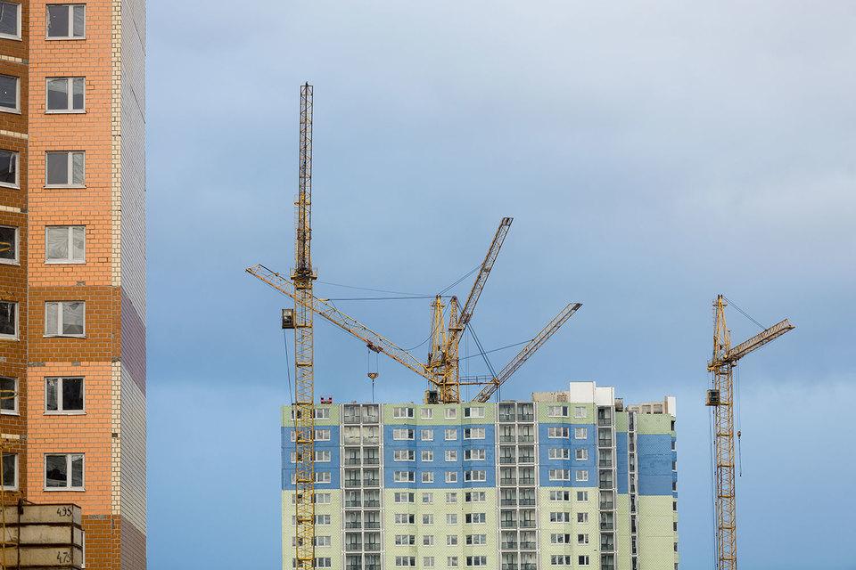 В России на каждого жителя построено 1,6 кв. м жилья за последние три года