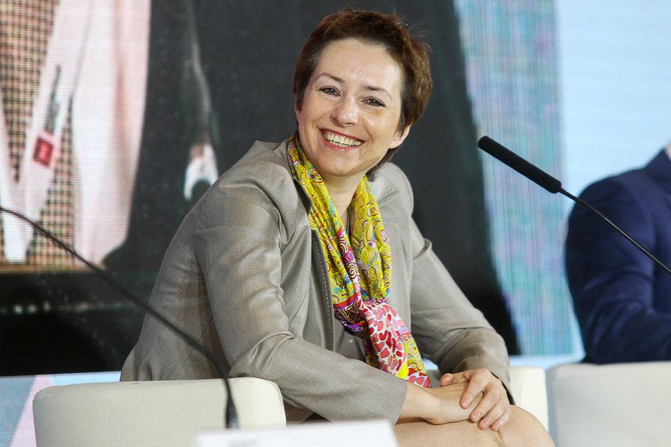 Ольга Дергунова освобождена от должности руководителя Росимущества