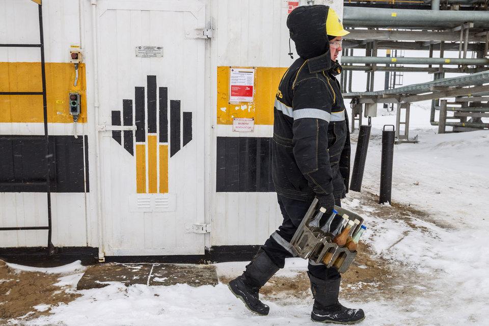 Россия наняла иностранного консультанта для организации приватизации «Роснефти»
