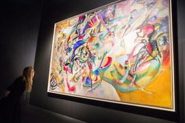 «Композиция VII» – половина выставки «Контрапункт»