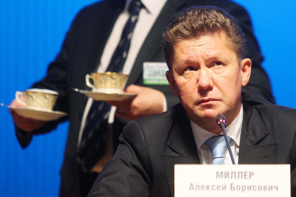 Правление «Газпрома» (на фото его председатель – Алексей Миллер) предложило увеличить выплаты для акционеров по итогам 2015 г.