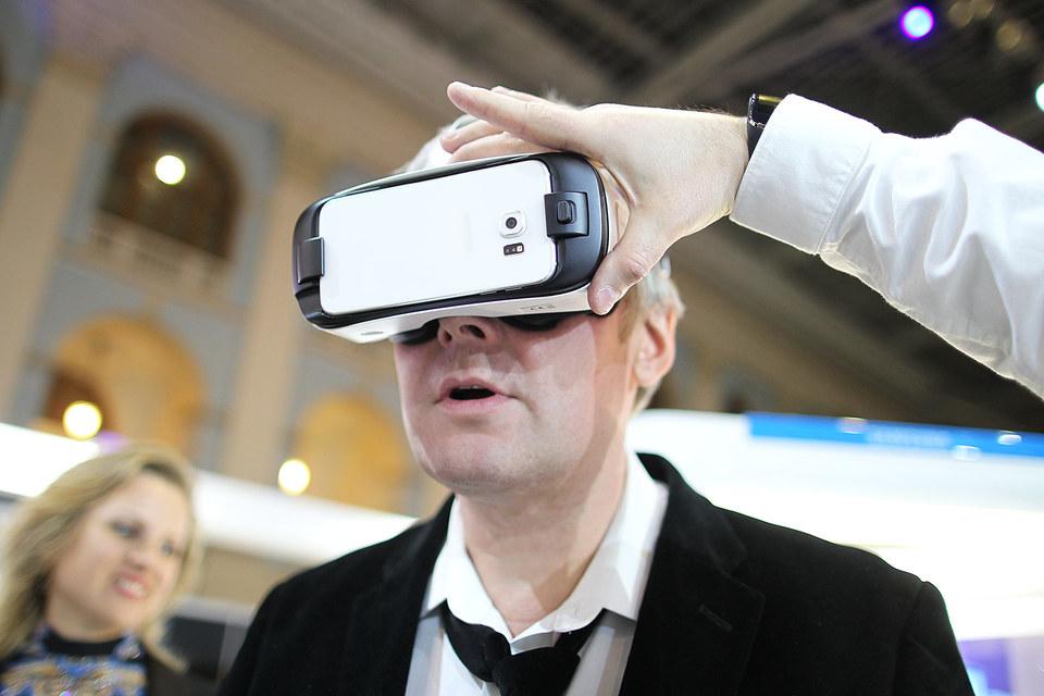 Виртуальная реальность задерживается
