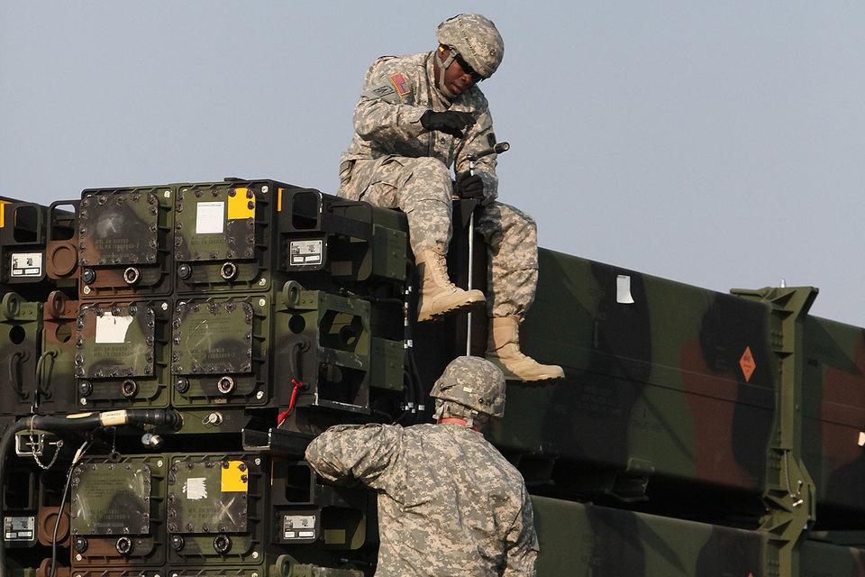 По информации WSJ, США могут поставить средства ПВО в Сирию
