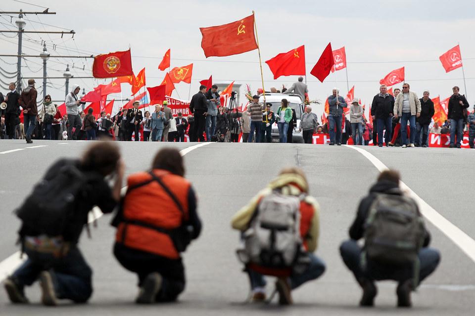 Коммунисты за свободу журналистов