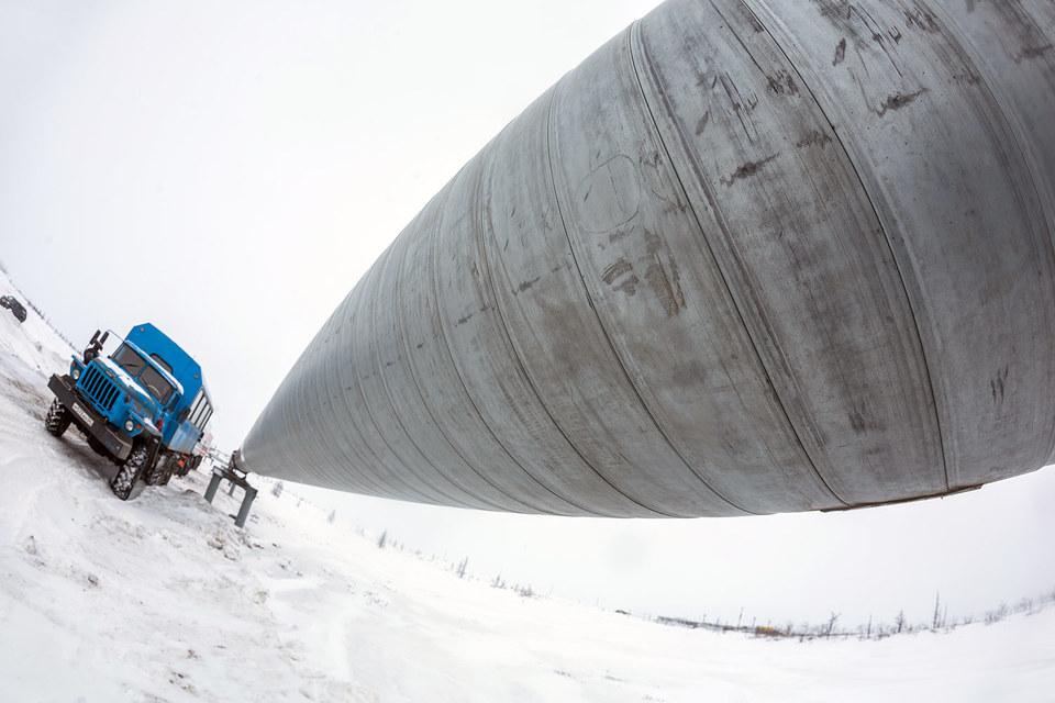 Из-за зависимости от трубы Россия рискует повторить путь СССР