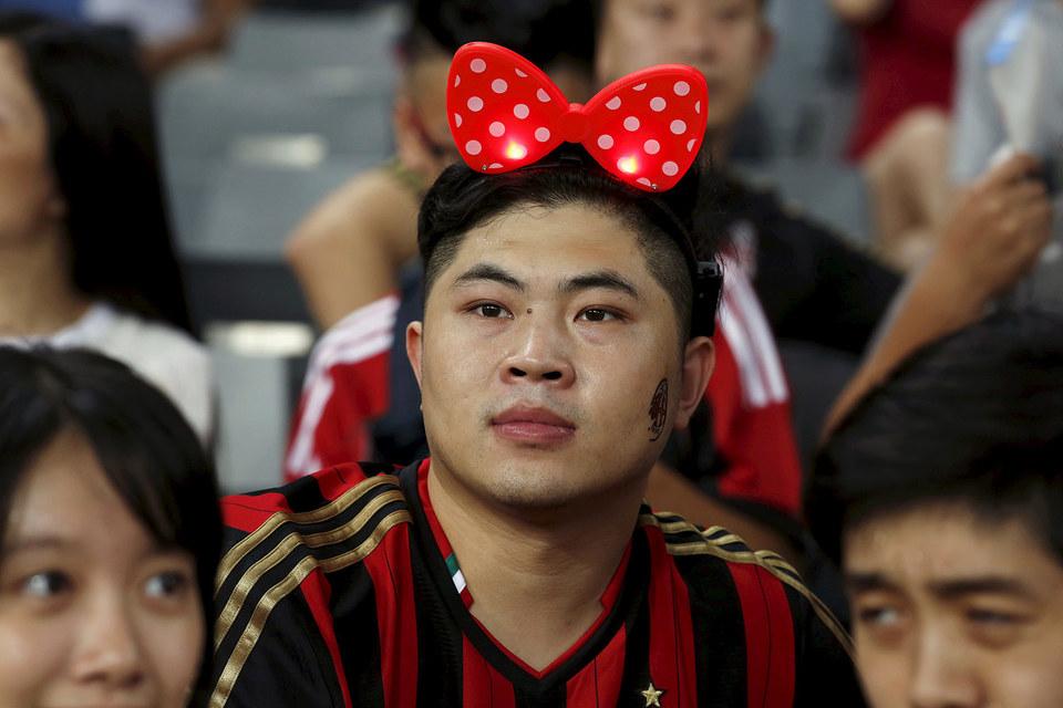 Группа китайских инвесторов готовится выкупить футбольный клуб «Милан»