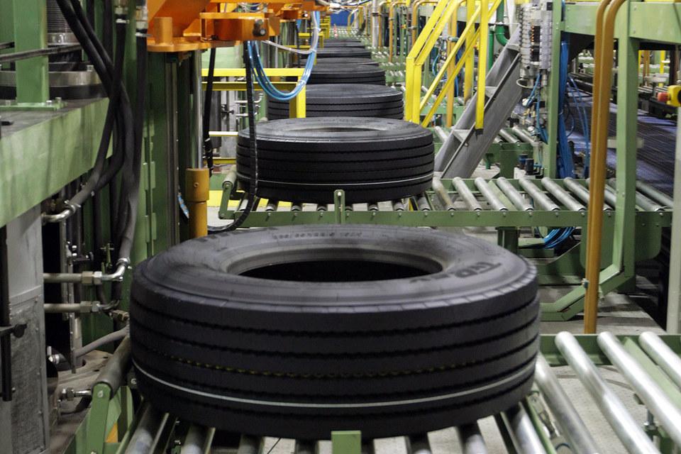 Кризис изменил структуру производства и потребления шин