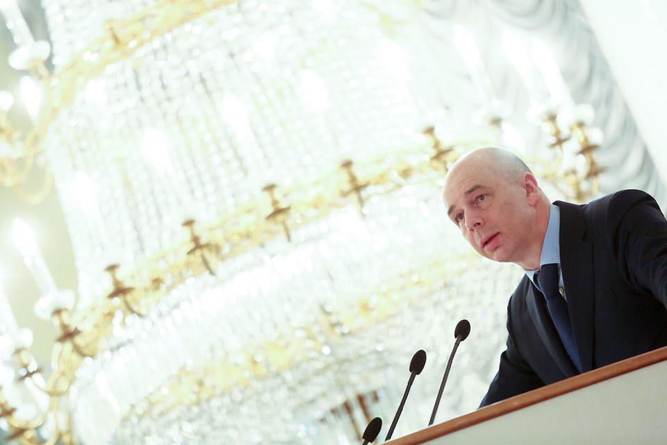Министр финансов Антон Силуанов придумал, как еще пополнить бюджет в ближайшие три года