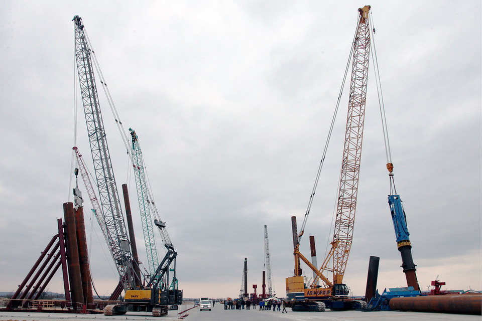 Без учета контракта на строительство Керченского моста ситуация ухудшилась