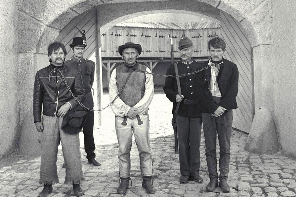 Ретроспектива открылась показом картины «Без надежды» – этот фильм Миклоша Янчо вышел в 1965 г.