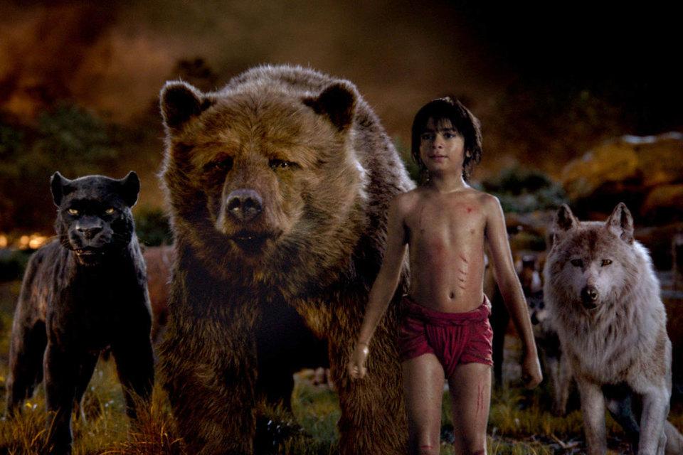 Новая диснеевская «Книга джунглей» стала третьим фильмом 2016 г., стартовавшим с результатом выше $100 млн в североамериканском прокате