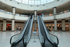 В I квартале впервые за 10 лет в Москве не было введено ни одного нового торгового центра