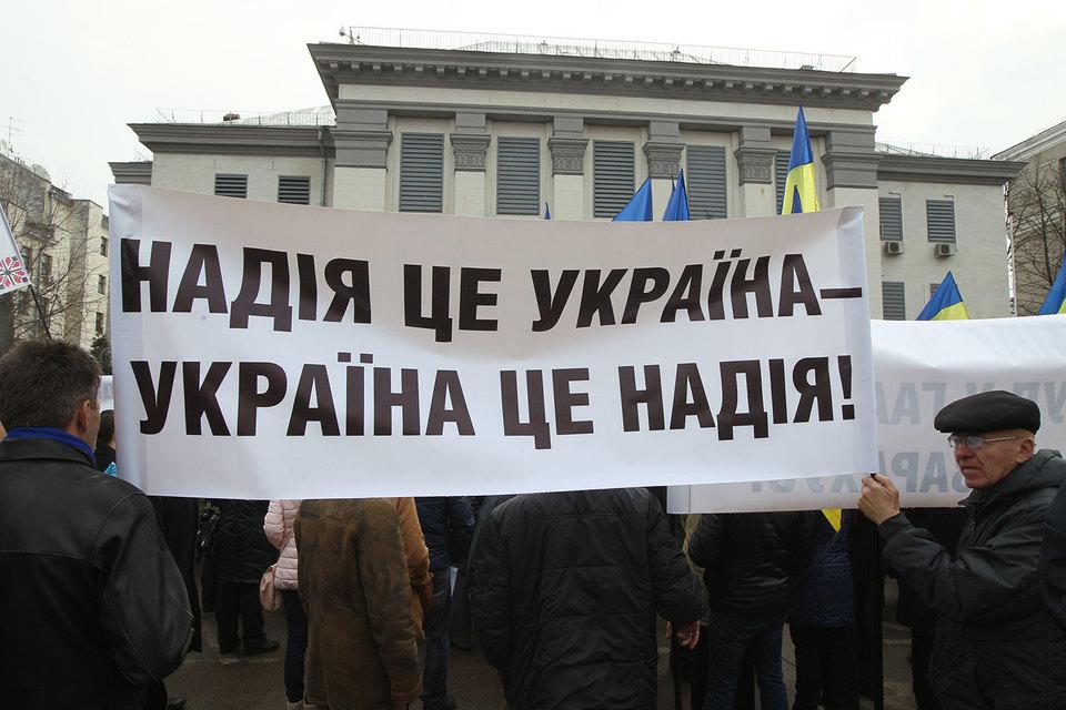 Обмен Надежды Савченко на двух россиян, которых в Киеве считают военнослужащими, может состояться в ближайшее время