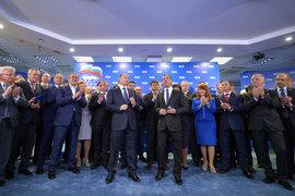 Путин призвал единороссов «вливать новую кровь» в партию