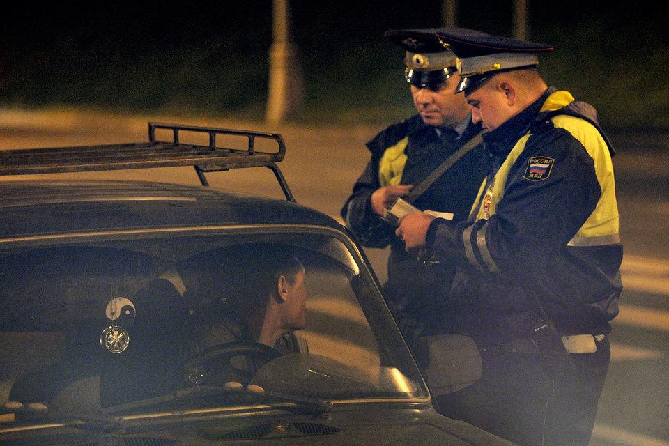За возврат автомобиля пойманные за пьяное вождение водители будут вносить залог в размере штрафа за это нарушение