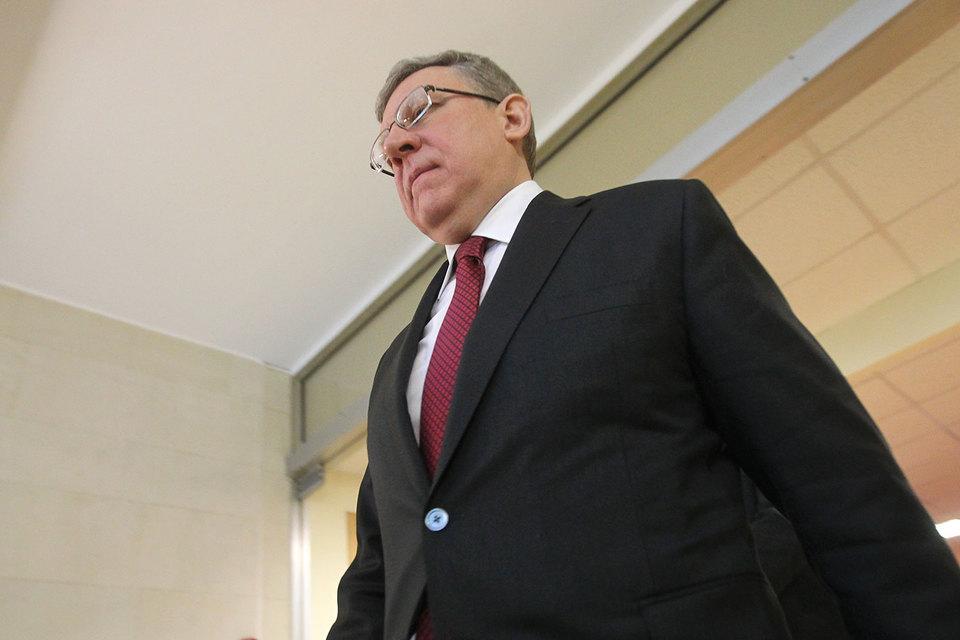 Бывший министр финансов Алексей Кудрин согласился написать программу экономических реформ