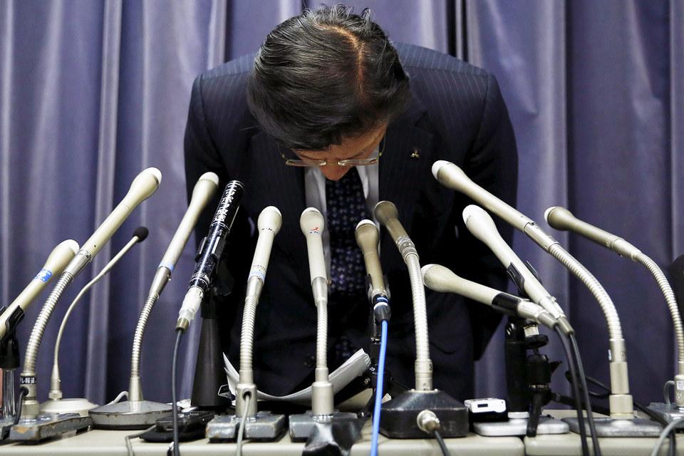 Президент Mitsubishi Motors Тетсуро Айкава признается в занижении расхода топлива автомобилей