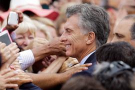 Новый президент Аргентины Маурисио Макри радует не только соотечественников, но и иностранных инвесторов