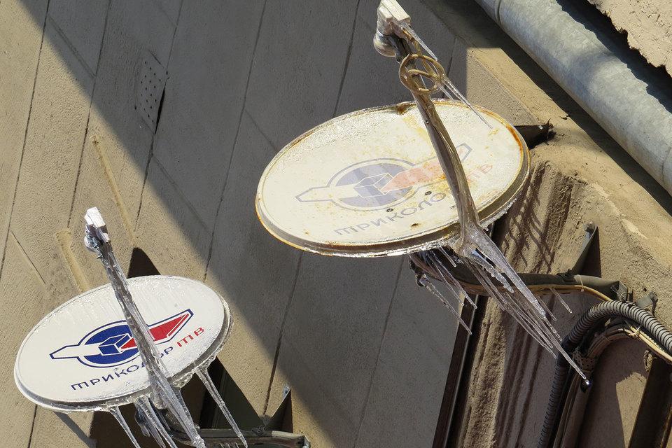 У «Триколор ТВ» все меньше новых подключений