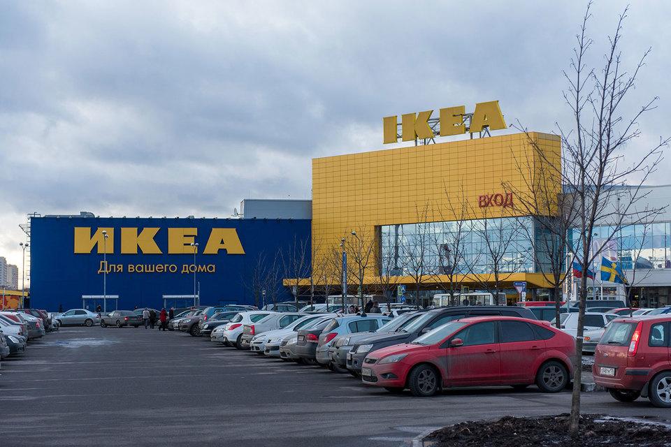 В прошлом году IKEA вела переговоры о покупке участка для строительства третьего ТЦ в Ленобласти