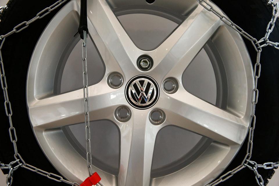 """Volkswagen увеличил покрытие убытков от """"дизельгейта"""" до 16,2 млрд евро"""