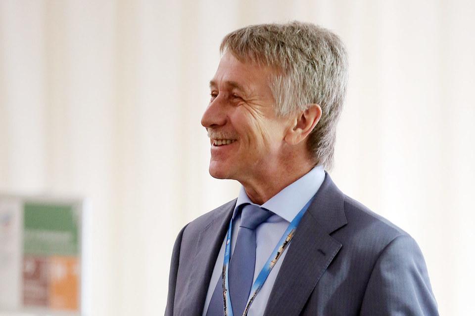 Председатель правления «Новатэка» Леонид Михельсон