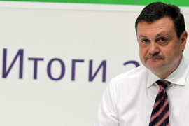 Председатель совета директоров «Мегафона» Сергей Солдатенков может вернуться в кресло гендиректора компании