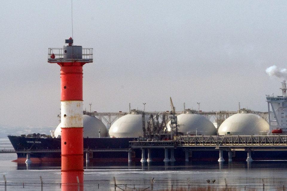 В 2015 г. Кувейт потребил около 3 млн т СПГ