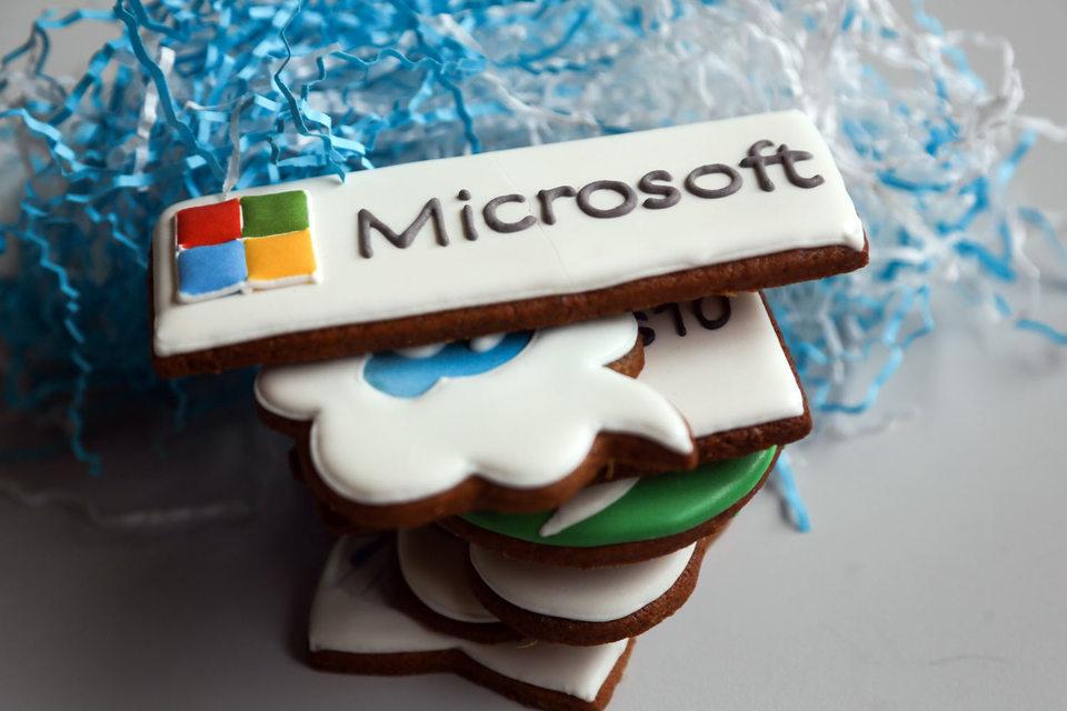 Microsoft стремится стать центром будущего промышленного интернета вещей