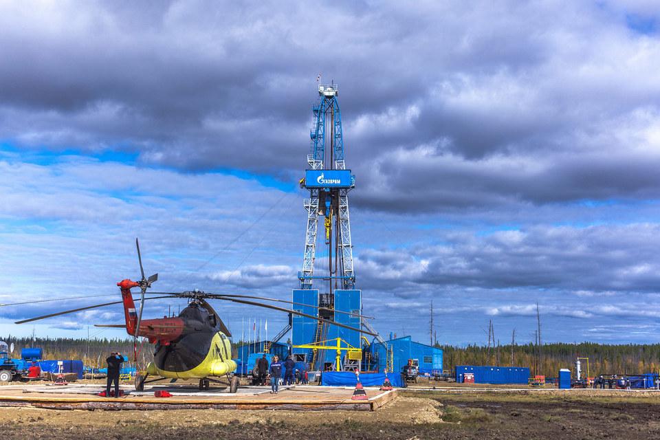 «Газпром» поддаст газу