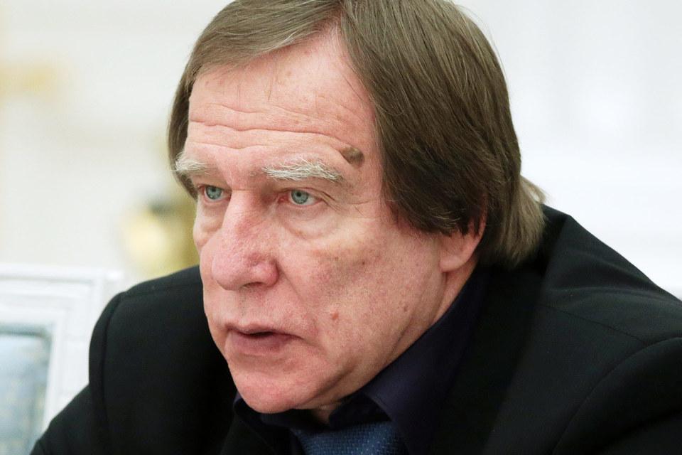 Сергей Ролдугин