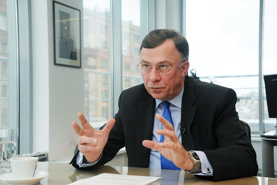Вице-президент Siemens Дитрих Меллер