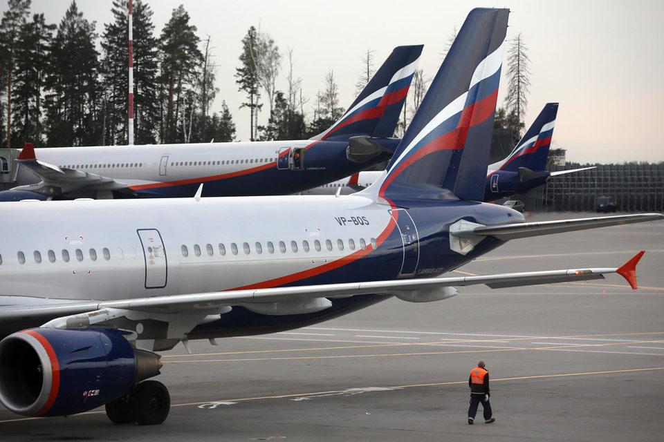 Вчера капитализация «Аэрофлота» на Московской бирже упала на 1,5%, до 83,5 млрд руб.