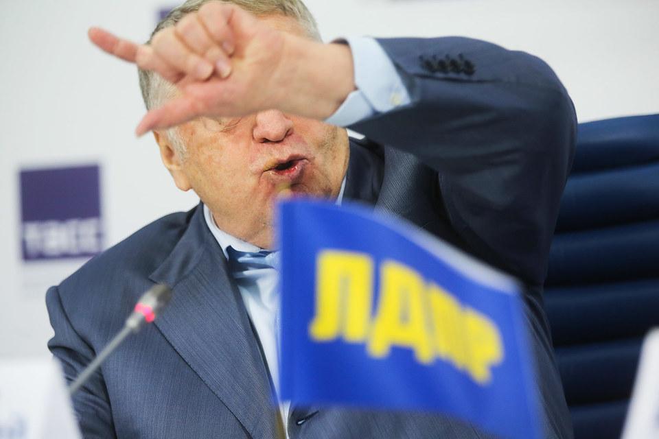 На осенних выборах в Госдуму ЛДПР намерена сэкономить на телеагитации