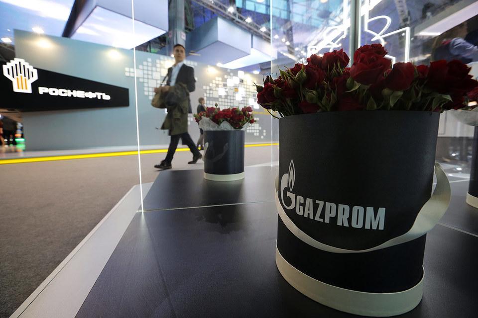 «Газпром» помог «Роснефти»